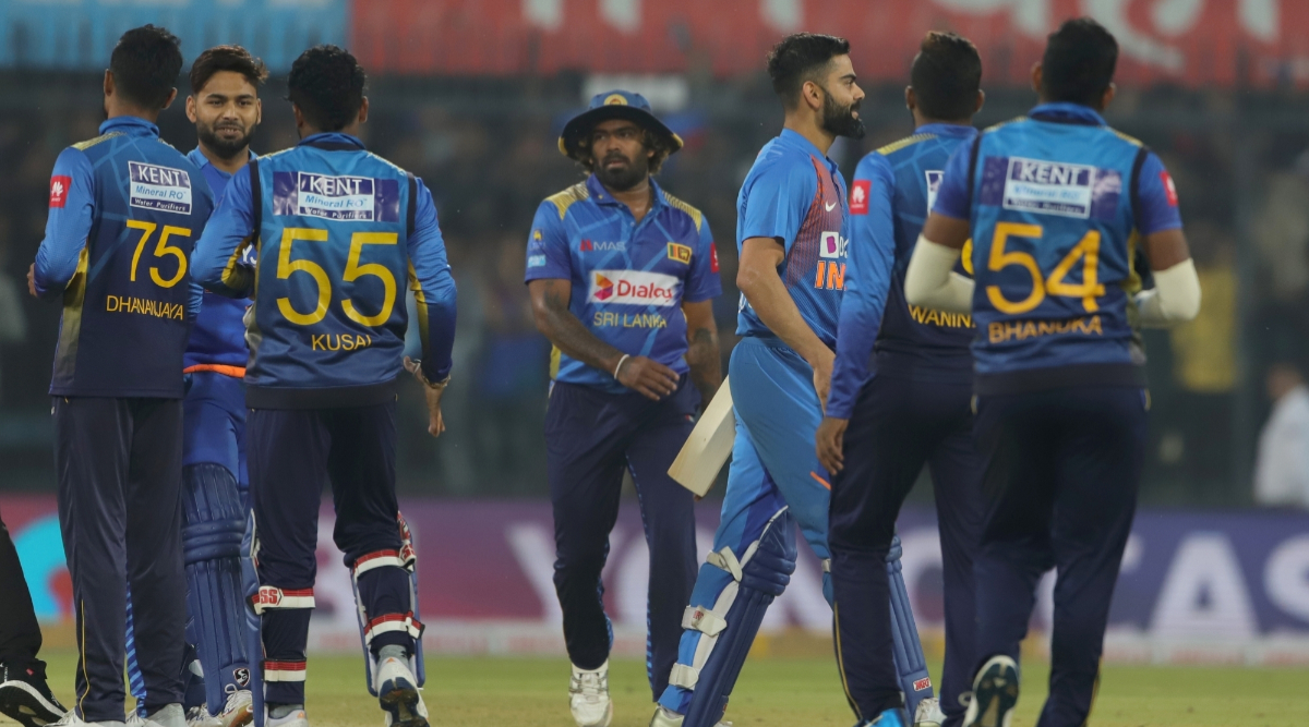 India vs Sri Lanka, 3rd T20I 2020 Live Streaming Online: Get Free Telecast Details of IND vs SL on DD Sports and Hotstar