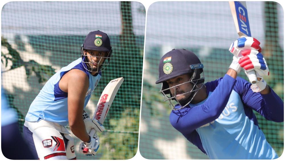 Virat Kohli & Men Sweat it out Ahead of IND vs AUS 2nd ODI in Rajkot (See Pics)
