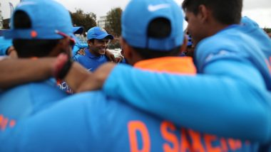 India U19 vs Pakistan U19 Live Streaming Online ICC Under-19 Cricket World Cup 2020: How to Watch Free Live Telecast of India U19 vs Pakistan U19 CWC Semi-Final on TV