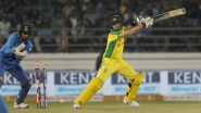 Live Cricket Streaming of India vs Australia 3rd ODI 2020 on DD Sports, Hotstar and Star Sports: Watch Free Live Telecast of IND vs AUS on TV and Online