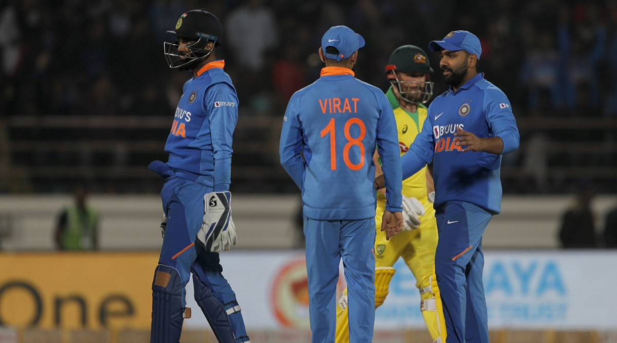 India vs Australia 2nd ODI 2020 Stat Highlights: Virat Kohli and Co Win by 36 Runs to Draw Level in the Series