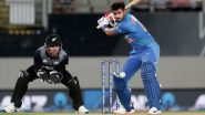 IND vs NZ 2nd T20I 2020 Live Score: Get Live Updates, Ball-by-Ball Commentary, Live Scorecard of Today's India vs New Zealand T20 Cricket Match in Auckland