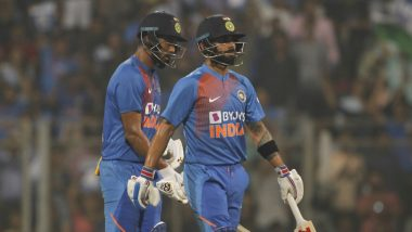 Virat Kohli Becomes Fastest Captain to Reach 11000 International Runs, Achieves Feat During India vs Sri Lanka 3rd T20I in Pune