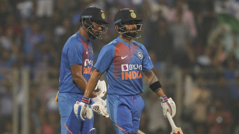 Virat Kohli Becomes Fastest Captain to Reach 11000 International Runs, Achieves Feat During India vs Sri Lanka 3rd T20I in Pune