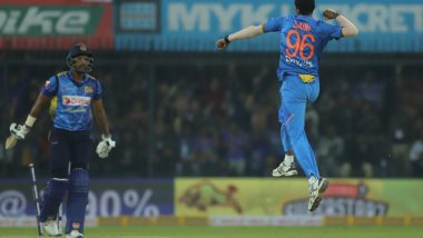 India vs Sri Lanka 3rd T20I 2020 Highlights: IND Beat SL By 78 Runs, Seal Series by 2-0