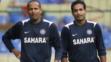 Yusuf Pathan Pens an Emotional Note for Brother Irfan Pathan After the All-Rounder Retires From All Forms of Cricket