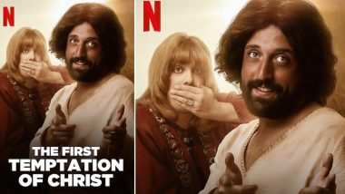 Netflix Ordered by Brazil Judge to Remove Film Depicting Jesus Christ As Gay, 'The First Temptation of Christ' Faces Backlash