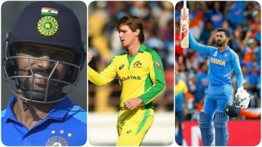 India vs Australia, 3rd ODI 2020, Key Players: KL Rahul, Adam Zampa, Shikhar Dhawan and Other Cricketers to Watch Out for in Bengaluru