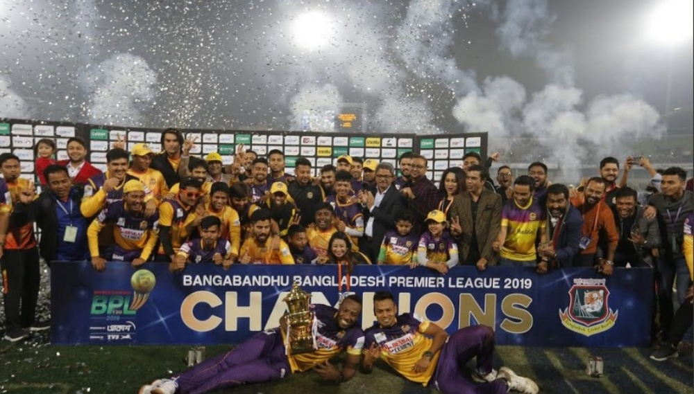 Rajshahi Royals Win BPL 2019-20, Beat Khulna Tigers To Lift Their Maiden Title