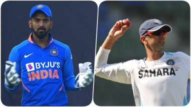 'KL Rahul Akin to Rahul Dravid', Twitterati in Awe of Lokesh After his Good Show As Wicket-Keeper and With Bat in India vs Australia 2nd ODI