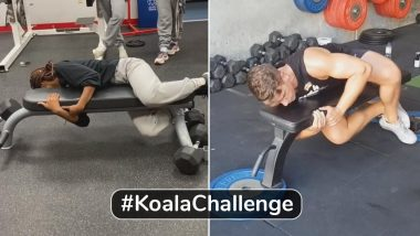 Australia Bushfire Donations: Viral Koala Challenge Resurfaces on the Internet, This Time to Raise Money for Wildfire Victims (Watch Videos)