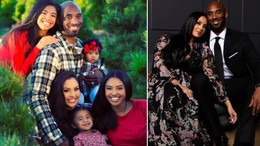 Kobe Bryant Wife and Kids: Know Everything About Late NBA Star's Family - Partner Vanessa Laine and Daughters Gianna, Bianka, Natalia and Capri