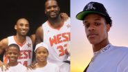 Kobe Bryant Last Message: Shaquille O'Neal's Son Shareef Reveals What NBA Legend Texted him on Instagram Hours Before Helicopter Crash