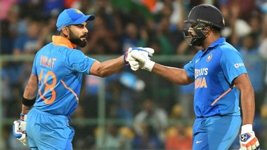 India vs Australia 3rd ODI 2020 Stat Highlights: Rohit Sharma, Virat Kohli Break Records As IND Clinch Series 2-1