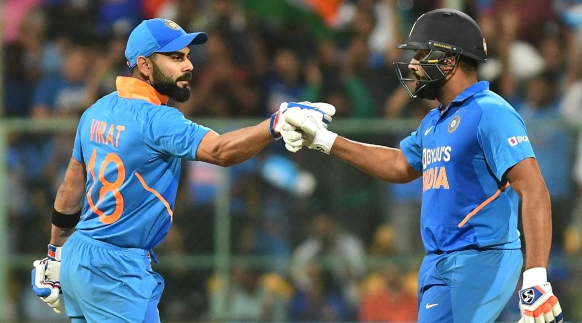 India vs Australia 3rd ODI 2020 Stat Highlights: Rohit Sharma, Virat Kohli Break Records As IND Clinch Series 2-1