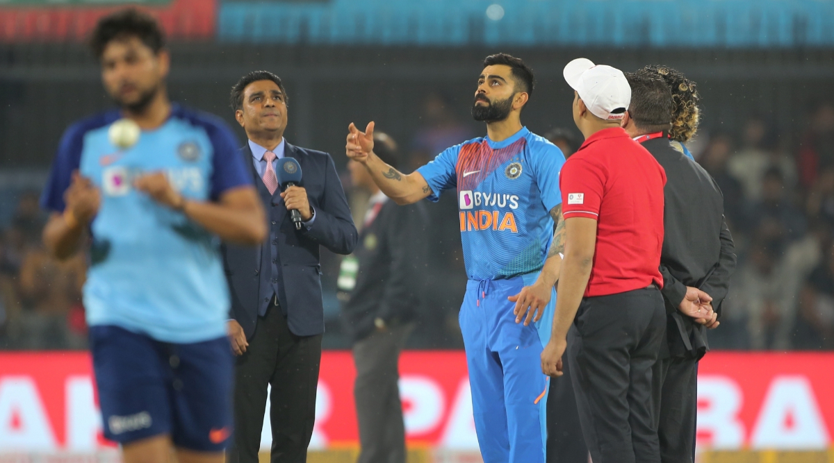 IND vs SL, 3rd T20I 2020 Toss Report & Playing XI: Sri Lanka Opt to Bowl As India Include Sanju Samson, Manish Pandey