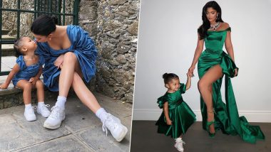 Kylie Jenner and Stormi Webster Are the Most Fashionable Mother-Daughter Pair on Instagram, These 5 Photos Are Proof!
