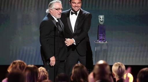 SAG Awards 2020: Leonardo Di Caprio Confirms Martin Scorcese's Killers Of The Flower Moon With Robert De Niro