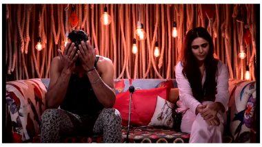 Bigg Boss 13: Madhurima Tuli Hits Vishal Aditya Singh With Slipper! Will She Be Evicted? (Watch Video)
