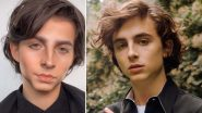 Is That Timothée Chalamet? Makeup Artist Charlotte Roberts' Transformation Into American Actor Is Making Us Say WHAAAT? Watch Viral TikTok Video