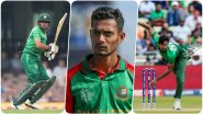 Pakistan vs Bangladesh, 1st T20I 2020, Key Players: Babar Azam, Mustafizur Rahman, Mahmudullah and Other Cricketers to Watch Out for in Lahore