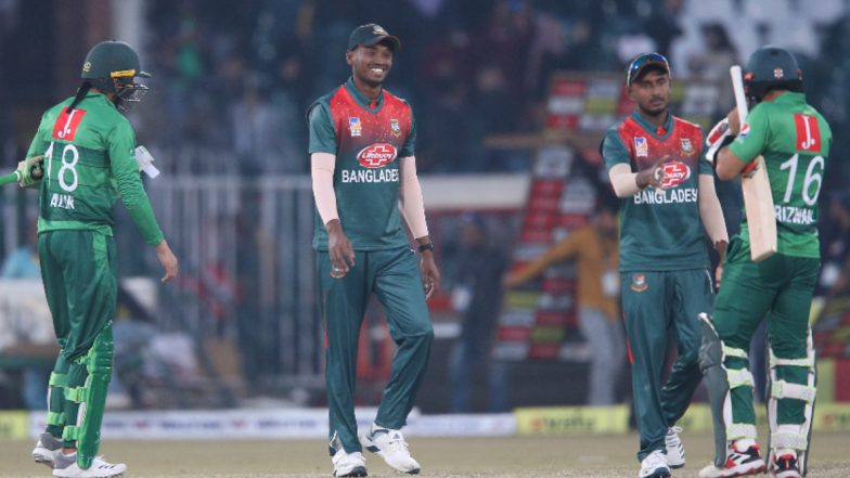 Pakistan vs Bangladesh 2nd T20I 2020 Live Streaming Online: Get Free Telecast Details of PAK vs BAN on Gazi TV, PTV Sports With Match Timing in India
