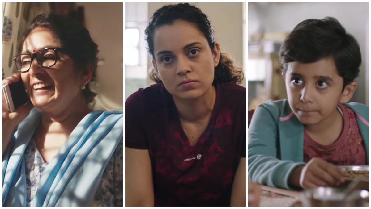 Panga: 5 Moments From Kangana Ranaut's Film That Are Bound To Impress You [SPOILER ALERT]