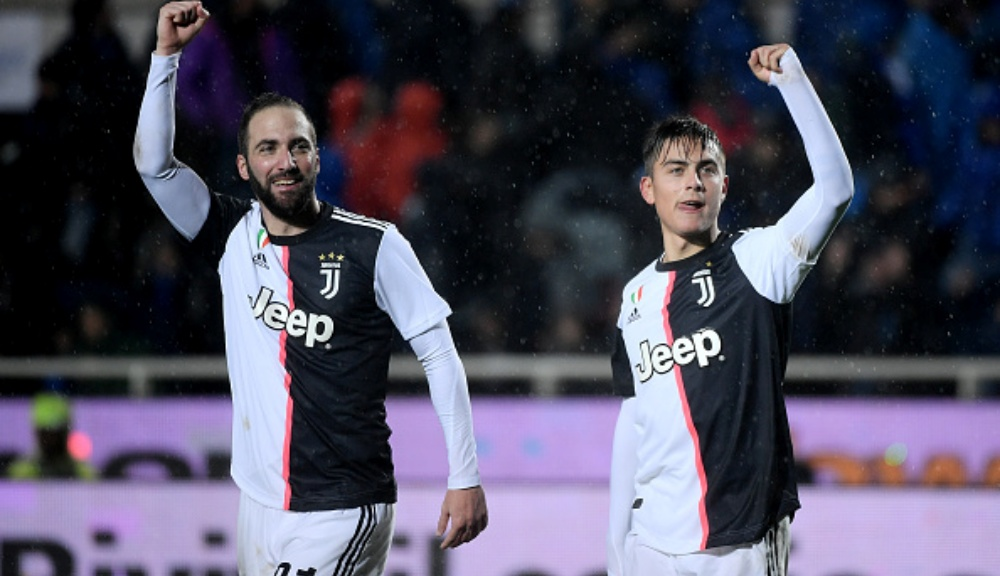 Paulo Dybala, Gonzalo Higuain Win Hearts by Playing One-Twos Beautifully During Juventus vs Udinese, Coppa Italia 2020 (Watch Video)