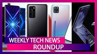 Weekly Tech Roundup: OnePlus 8 Pro, Galaxy Z Flip, Vivo APEX 2020, Huawei Mate Xs, Oppo F15 & More