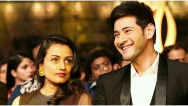 Mahesh Babu's Birthday Wish for Wife Namrata Shirodkar is all Things Love