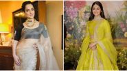 Padma Awards 2020: Alia Bhatt Sends a Bouquet of Flowers to Kangana Ranaut for Winning Padma Shri, and Twitterati Is Impressed (View Pics)
