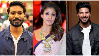 Happy New Year 2020: Dhanush, Nayanthara, Dulquer Salmaan and Other South Stars Wish Fans on Social Media!