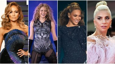 Super Bowl 2020 Jennifer Lopez Shakira To Perform Lady Gaga Beyonce And Others To Attend Latestly