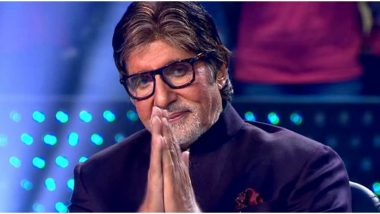Amitabh Bachchan Tweets a 'Folded Hands' Emoji for Unknown Reasons and Gets Brutally Trolled for His Silence Over JNU Violence
