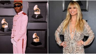Grammy Awards 2020 Red Carpet Highlights: Check Out all the Big Names who Graced the Awards Night