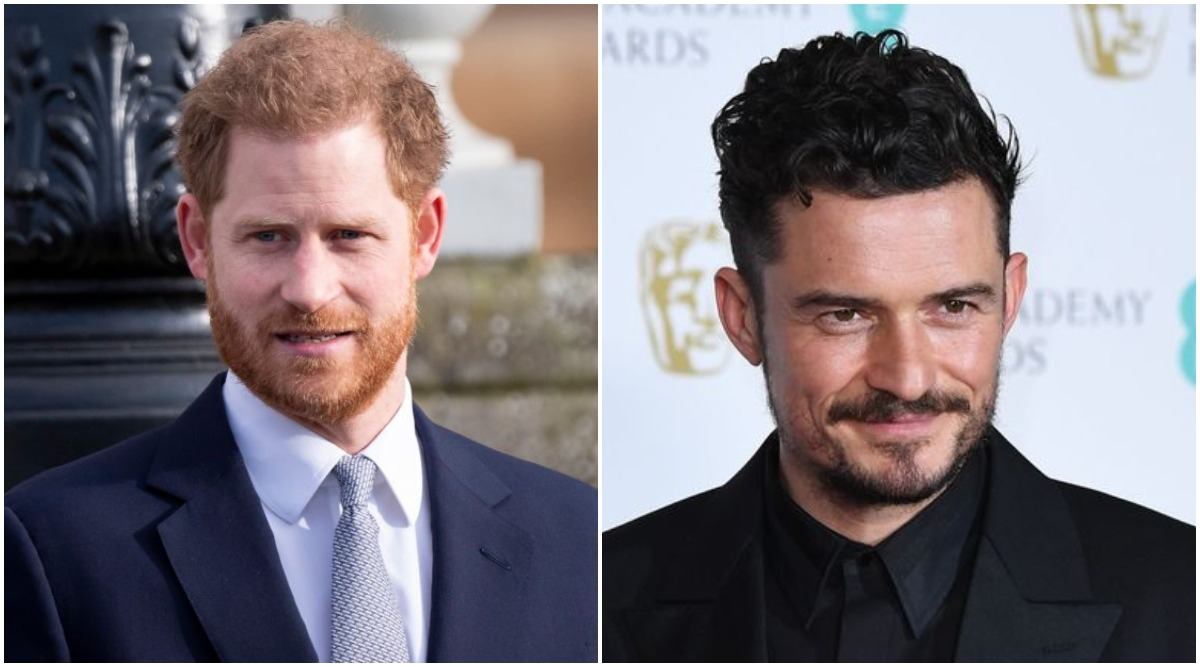 Orlando Bloom to Play Prince Harry in an Animated Series Based on the Royal Family
