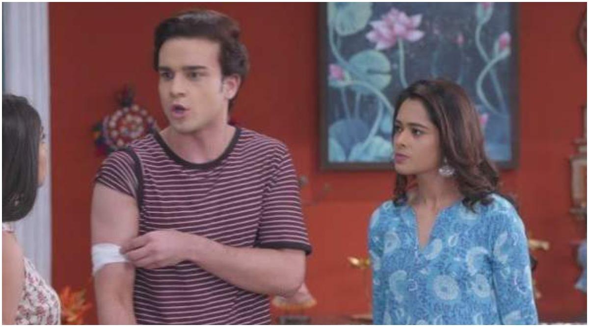 Kumkum Bhagya February 12, 2020 Written Update Full Episode: Sarita Fakes Anger to Make Prachi and Ranbir Realise Their Feelings for Each Other