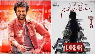 Darbar Full Movie in HD Leaked on TamilRockers & Telegram Links for Free Download and Watch Online: Rajinikanth's Film Hit By Piracy?
