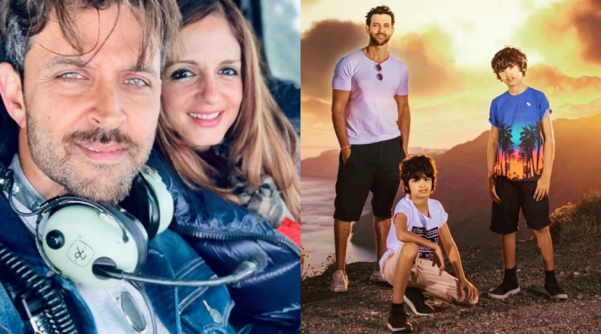 Hrithik Roshan Turns a Year Older Today! Sussanne Khan Calls Him 'The Most Incredible Man' (View Pics)