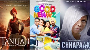Good Newwz Box Office Collection Day 15: Akshay Kumar Starrer Earns Rs 183.43 Crore; Release of Tanhaji and Chhapaak Affect Its Growth?