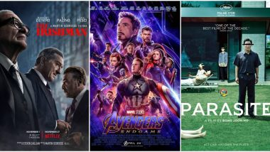Oscar Nominations 2020 Full List: The Irishman, Parasite and Joker Dominate Different Categories While Avengers: Endgame Gets the Royal Snub