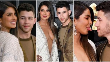 Grammys 2020: Priyanka Chopra and Nick Jonas' Mushy Romance Captured in 5 Pictures