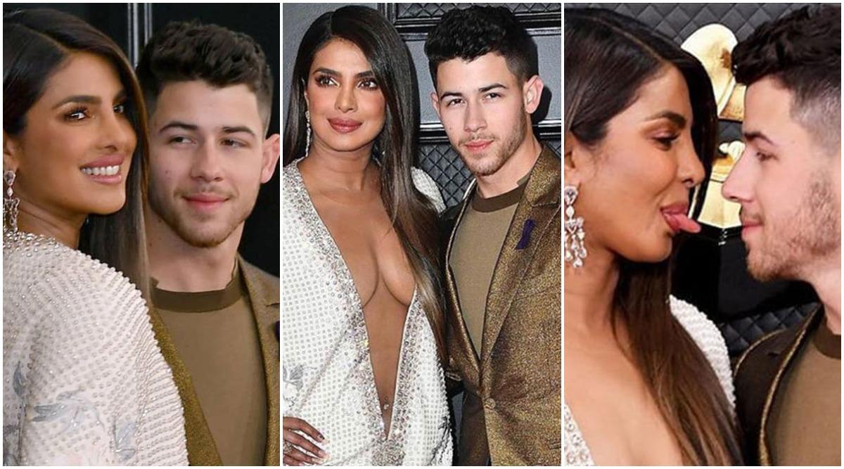 Grammys 2020: Priyanka Chopra and Nick Jonas' Mushy Romance Captured in 5 Pictures