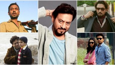 Irrfan Khan Birthday Special: From Haasil to Jurassic World, 10 Memorable Characters the Angrezi Medium Star Has Given Us Over the Years