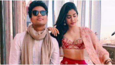 Janhvi Kapoor Enjoys a Piggyback Ride with Rumoured Boyfriend Akshat Ranjan - Watch Video