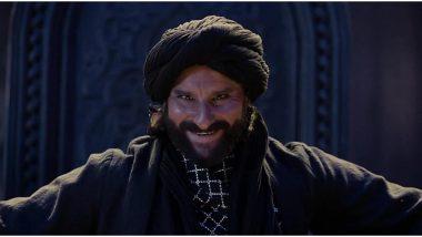 Tanhaji: 10 WTF Things Saif Ali Khan's Udaybhan Rathod Does For the Sake of Being Evil in Ajay Devgn's Film (SPOILER ALERT)
