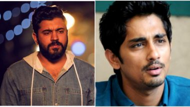 Violence in JNU: Nivin Pauly, Siddharth and Other South Celebs React On the Attack at Jawaharlal Nehru University Campus