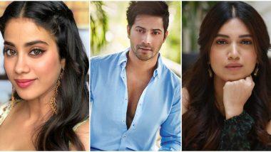 Janhvi Kapoor, Varun Dhawan, Bhumi Pednekar Starrer Mr Lele to Go On Floors in March 2020
