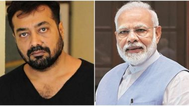 Filmmaker Anurag Kashyap Demands to See PM Narendra Modi's Father's Birth Certificate