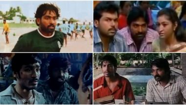 Vijay Sethupathi Birthday Special: From a Boxing Spectator to Dhanush's Henchman, Early Blink-N-Miss Appearances by Makkal Selvan That You Should Know Of! (Watch Video)